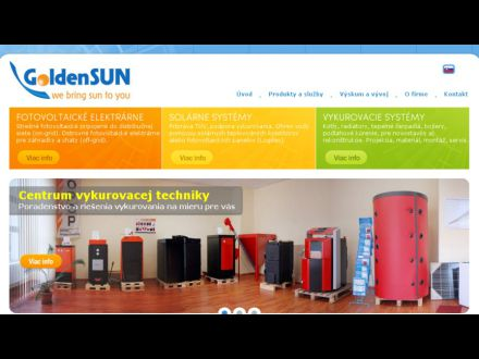 www.goldensun.sk