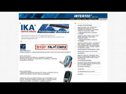 www.intertec.sk