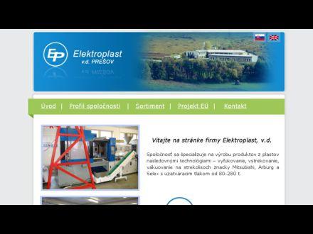 www.elektroplast.sk