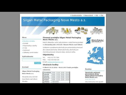 www.silgan.sk