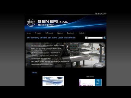 www.generi.sk