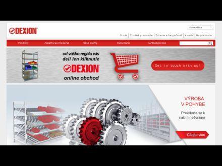 www.dexion.sk