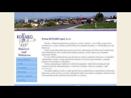 www.konako.sk