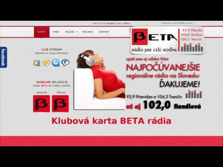 www.beta.sk