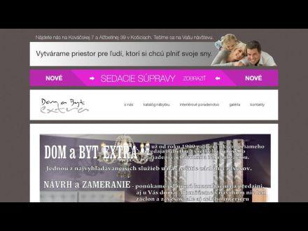 www.domabytextra.sk