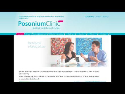 www.posoniumclinic.sk