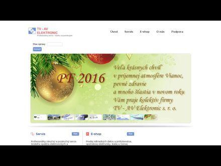 www.tvav.sk