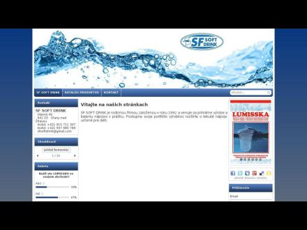 www.sfsoftdrink.sk