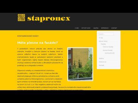 www.stapronex.sk