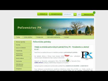 www.polovnictvo-pk.sk