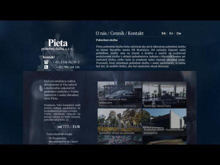 www.pieta.sk