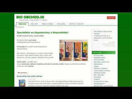 www.bio-obchod.sk