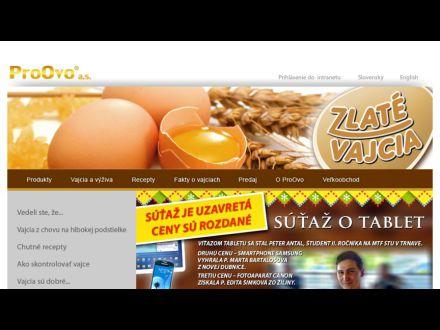 www.proovo.sk