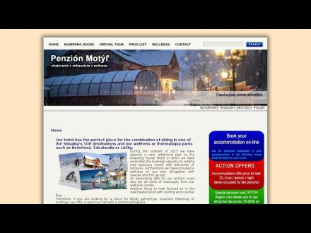 www.penzionmotyl.sk