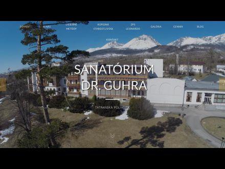 www.sanatoriumpolianka.sk