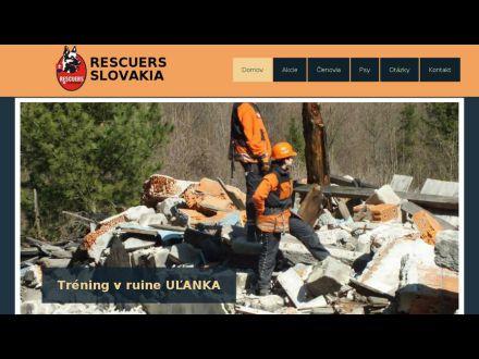 www.rescuersslovakia.sk