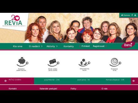 www.revia.sk