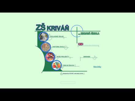 www.zskrivan.edu.sk