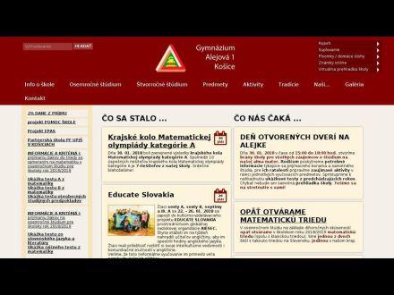 www.galeje.sk