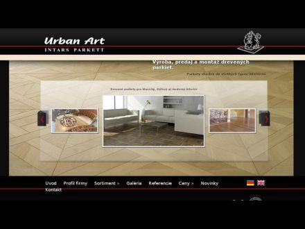 www.urbanparkett.sk