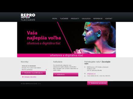 www.repro.sk