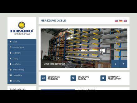 www.ferado.sk