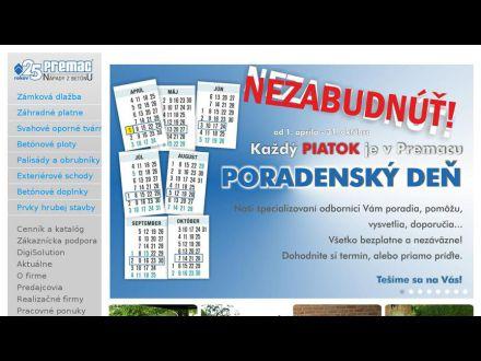 www.premac.sk