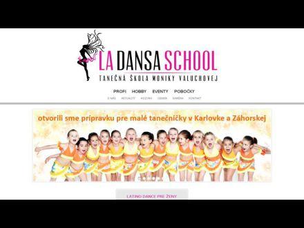 www.ladansa.sk
