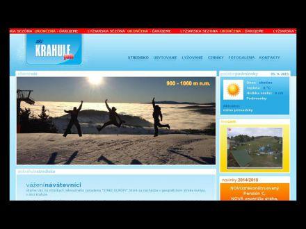 www.skikrahule.sk
