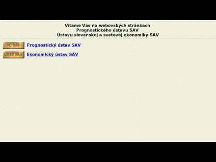 www.progeko.savba.sk
