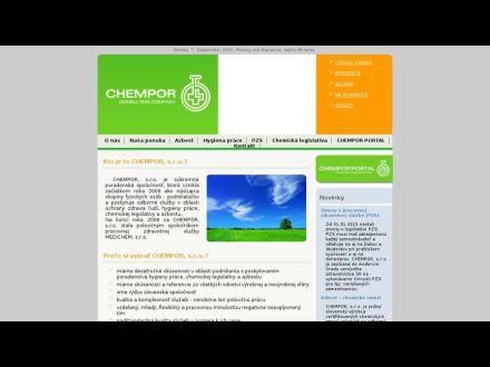 www.chempor.sk