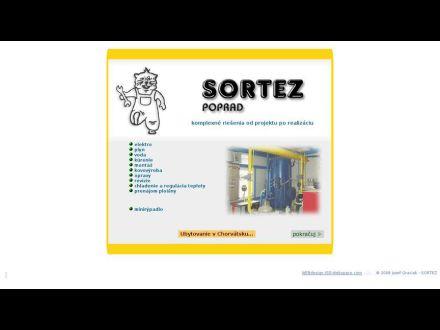 www.sortez.sk
