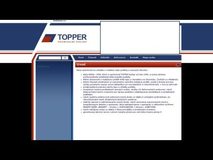 www.topper.sk