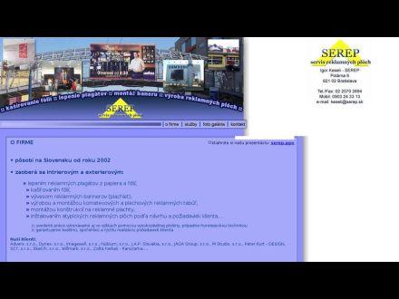 www.serep.sk