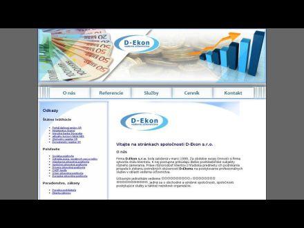 www.d-ekon.com