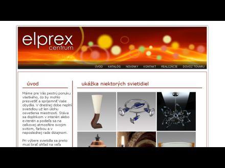 www.elprex.sk