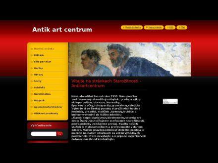 www.antikartcentrum.sk