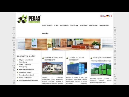 www.pegascontainer.cz
