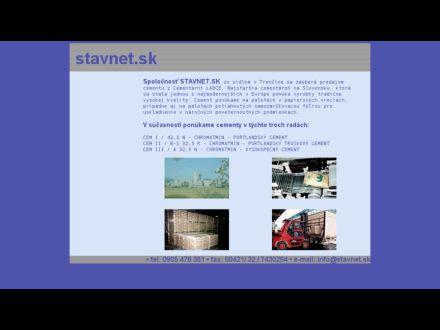 www.stavnet.sk