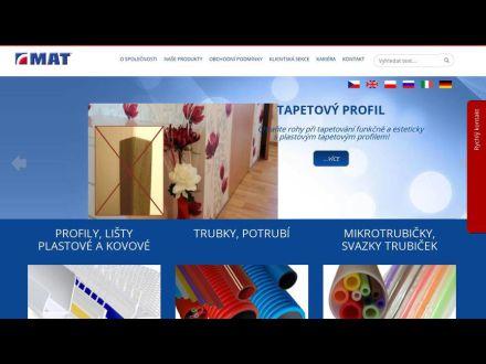 www.mat-plasty.cz