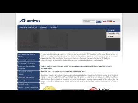 www.amicussk.sk