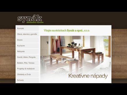 www.stolarskavyroba.sk