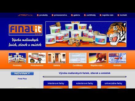 www.finalit.sk