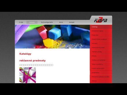 www.reklamakapa.sk