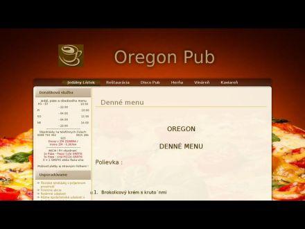 www.oregon-pub.sk