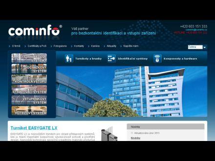 www.cominfo.cz