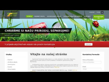 www.tsdetva.sk