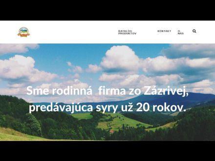www.zazrivskykorbacik.sk