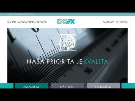www.ideex.sk