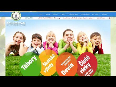 www.tahamatam.sk